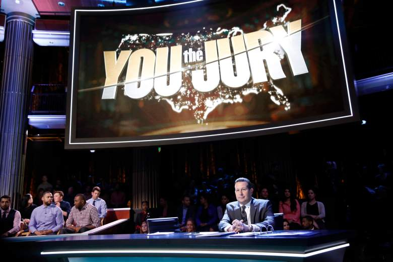 you the jury fox