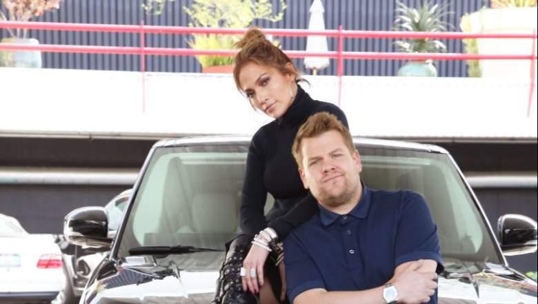 Carpool Karaoke special, Carpool Karaoke Jennifer Lopez, Carpool Karaoke James Corden, CBS Carpool Karaoke
