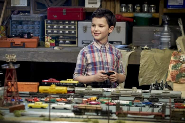 Young Sheldon, Young Sheldon Premiere date, CBS fall 2017 schedule, CBS TV schedule