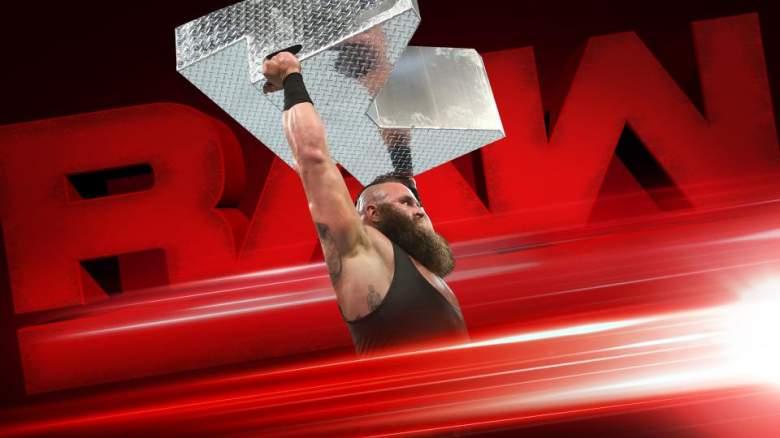 Braun Strowman, Braun Strowman steel steps, Braun Strowman payback