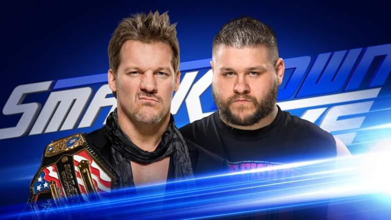SmackDown Live, SmackDown Live chris jericho, SmackDown Live chris jericho kevin owens