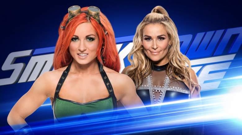 SmackDown Live Becky Lynch, SmackDown Live Natalya, SmackDown Live Becky Lynch Natalya