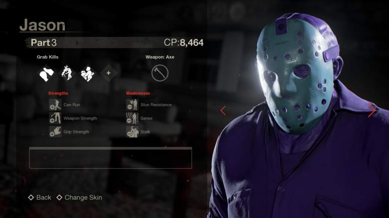 Retro Jason