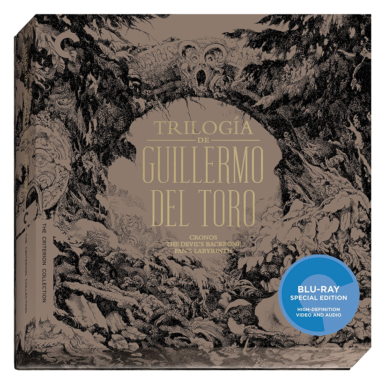 Guillermo del Toro box set