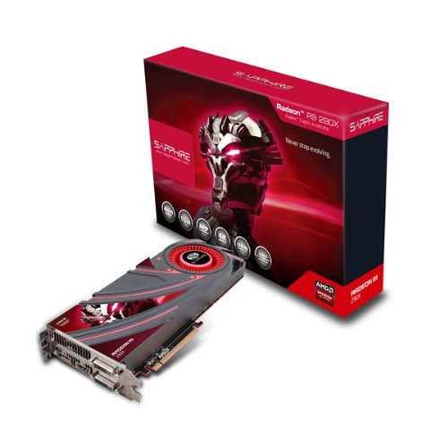 Sapphire Radeon R9 290X 4GB GDDR5 Dual DVI-D/HDMI/DP PCI-Express Graphics Card (21226-00-40G)