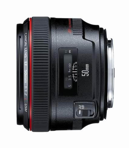 50mm f1.2 canon lens, best canon l series lens