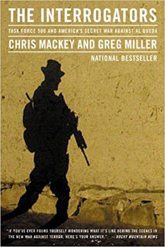 The Interrogators Book, Greg Miller Interrogators Book, Greg Miller book the interrogators