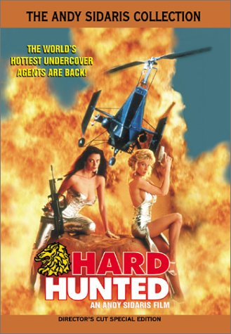 Hard Hunted movie, Hard Hunted movie poster, Hard Hunted movie cover