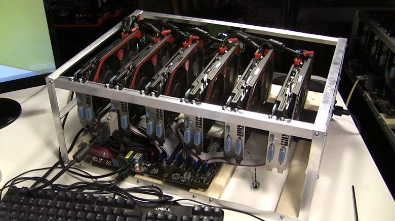 ustom Built Litecoin Mining Rig 3mh