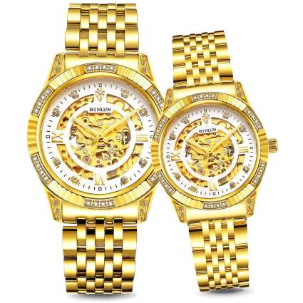 Gold Watches 50th anniversary