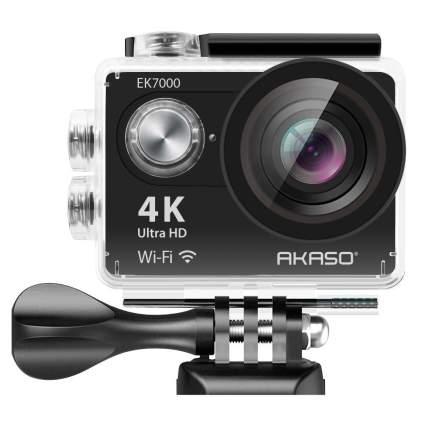 AKASO EK7000 , cheap 4k camera, 4k camera price, cheapest 4k video camera