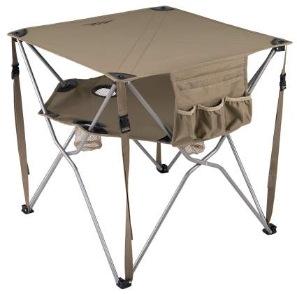 camping table, camping, camping essentials, ALPS mountaineering