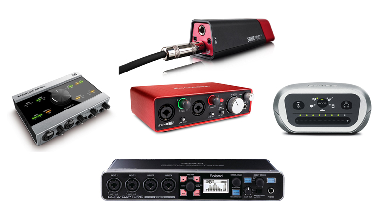 audio interface, best audio interface, usb audio interface