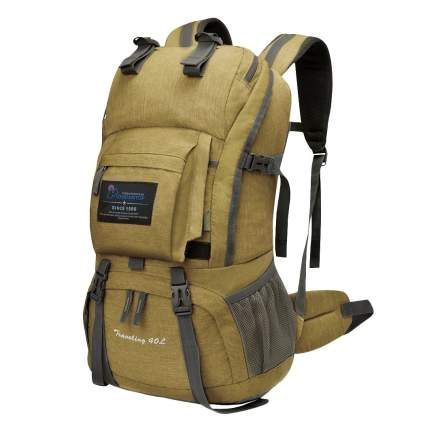 hiking backpack, camping, camping essentials, Mountaintop