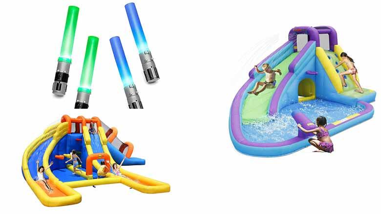 16 Best Backyard Water Toys for Summer (2020) | Heavy.com