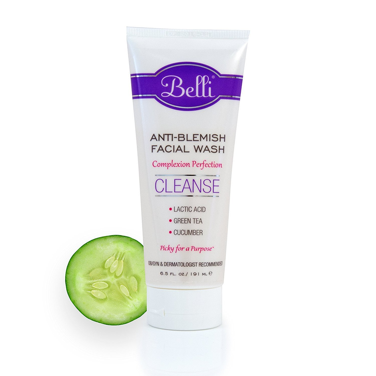 belli anti-blemish facial wash, face wash, facial wash, best pregnancy skin care products, pregnancy safe skin care, pregnancy acne treatment, pregnancy acne wash