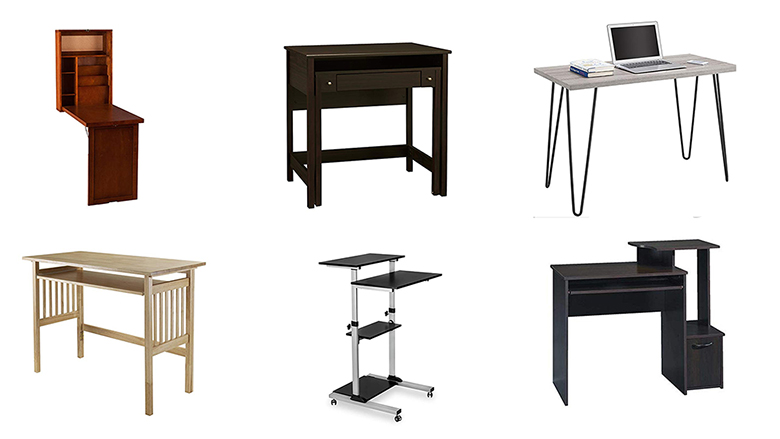 11 Best Desks For Small Spaces Your Buyer S Guide 2021 Heavy Com