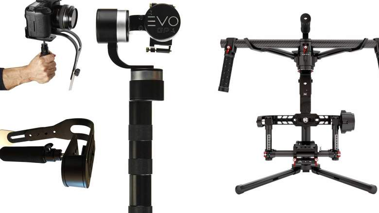 best 3-axis gimbal stabilizers