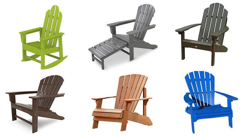 8 Best Plastic Adirondack Chairs 2020 Heavy Com