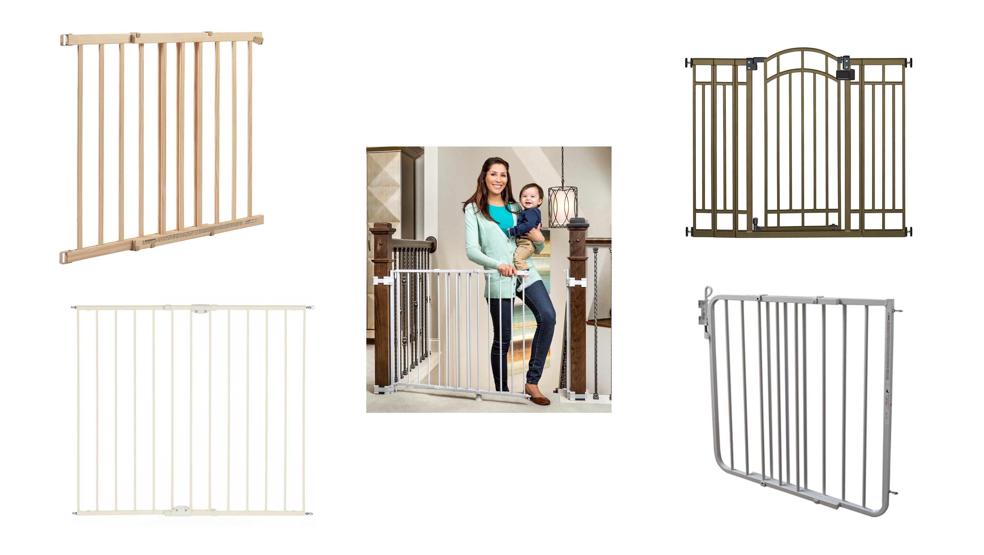 Top 10 Best Safety Gates For Stairs Heavy Com