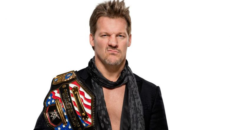 Chris Jericho, Chris Jericho united states championship, Chris Jericho wwe