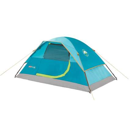 coleman, tent, 2 person tent, best tents, camping
