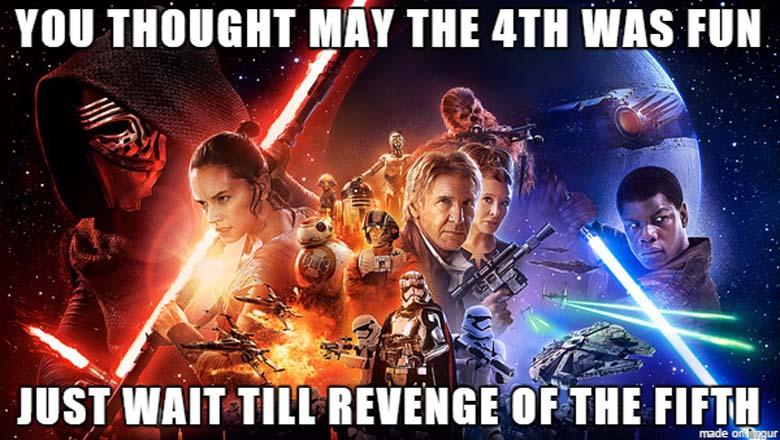 revenge of the fifth history, revenge of the fifth origins