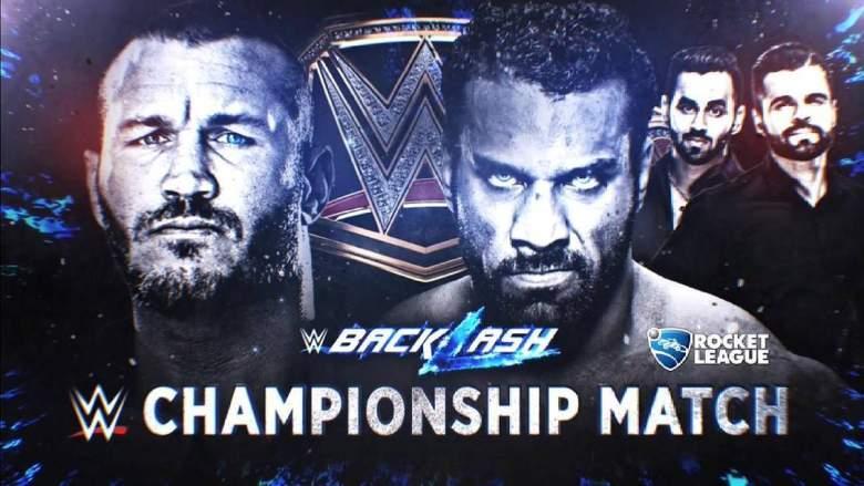 Jinder Mahal Randy Orton, Jinder Mahal Randy Orton backlash, Jinder Mahal backlash