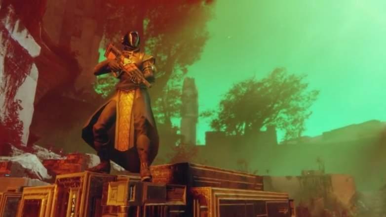 Destiny 2 World