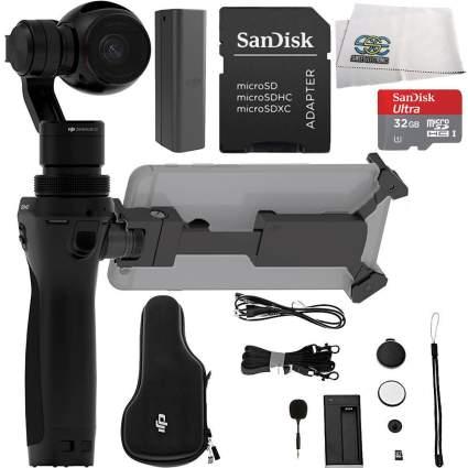 dji osmo gimbal stabilizer, best stabilizers, best camera stabilizers, best smartphone stabilizer