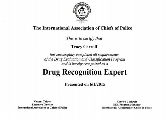 Drug whisperer, Tracy Carroll, T.T. Carroll, Cobb County, Georgia