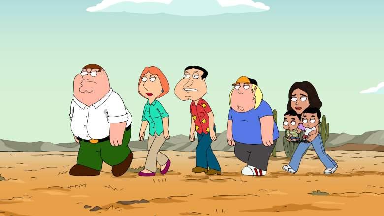 Family Guy renewed, Family Guy cancelled, Family Guy season 16