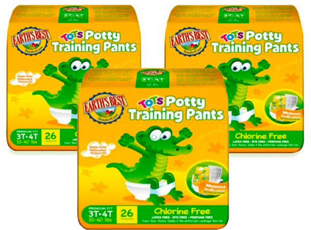earth's best tot training pants, training pants, organic training pants, eco-friendly training pants, best training pants for toddlers