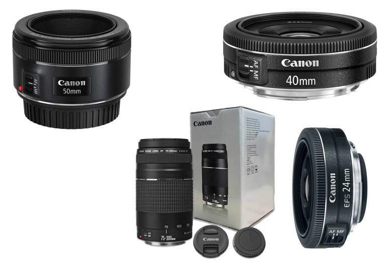 cheap canon lenses