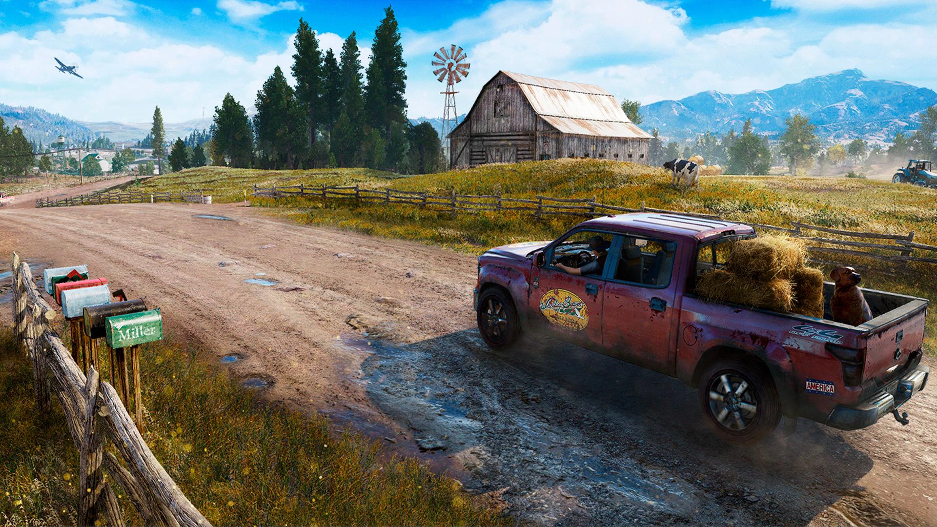 Far Cry 5, Ubisoft