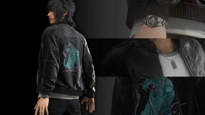 Trendy Outfit, Final Fantasy XV