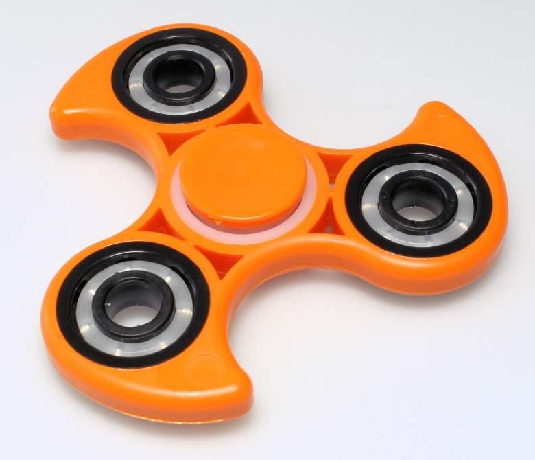 Fidget spinner,
