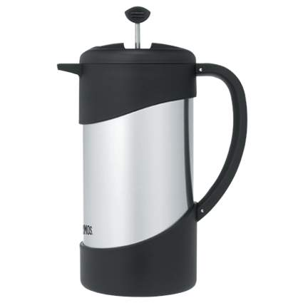 thermos, french press, camping, camping essentials