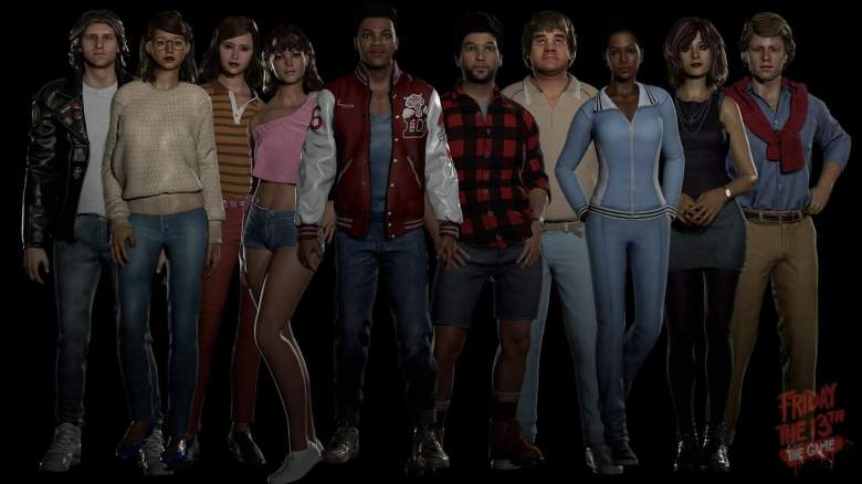 Friday The 13th The Game Counselors