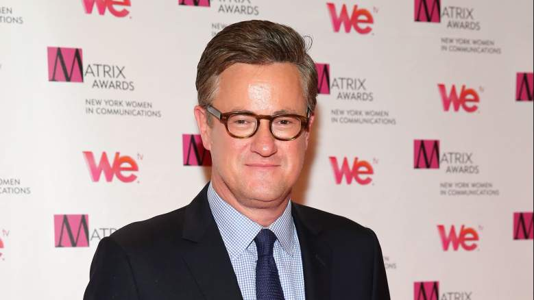 Joe Scarborough wives, Joe Scarborough married, Susan Waren, Melanie Hinton