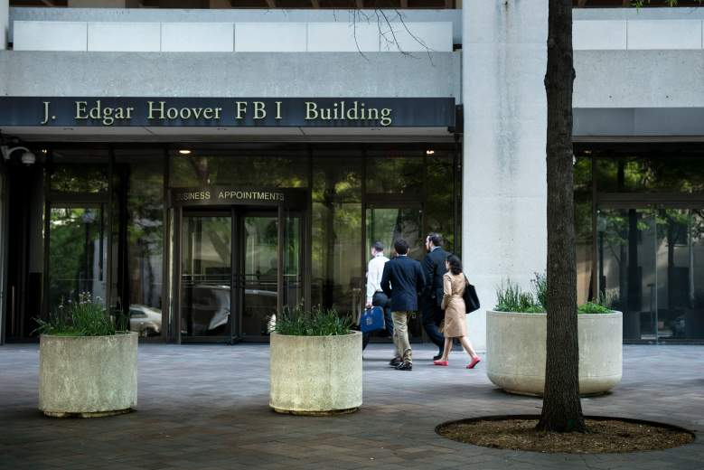 J. Edgar Hoover Building, FBI history, FBI directors