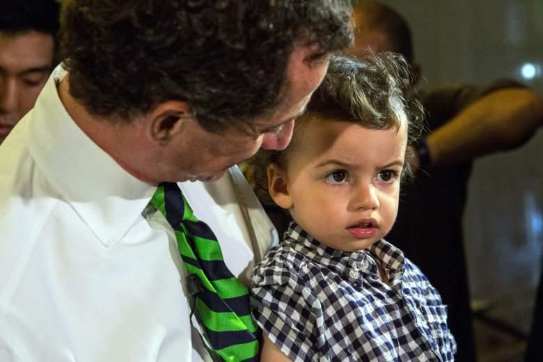 Anthony Weiner, Anthony Weiner son Jordan, Jordan Zain Weiner