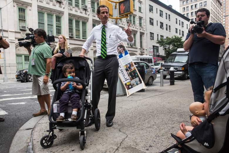 Anthony Weiner son, Anthony Weiner Jordan, Anthony Weiner Jordan Weiner