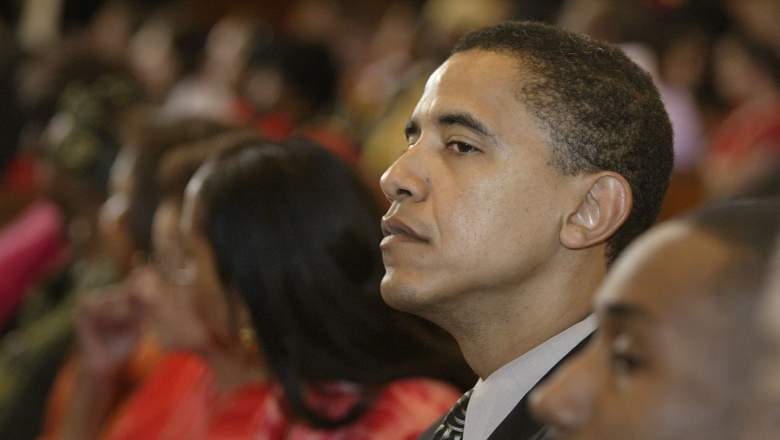Alex McNear, Barack Obama girlfriends, Barack Obama past