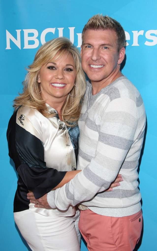 Julie Chrisley Todd Chrisley's Wife, Todd Chrisley Married, Who is Todd Chrisley Marred To, Julie and Todd Chrisley