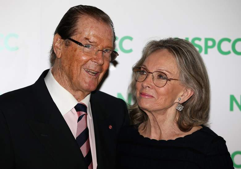 Roger Moore wife, Roger Moore wife Kristina, Roger Moore wife Kristina Tholstrup