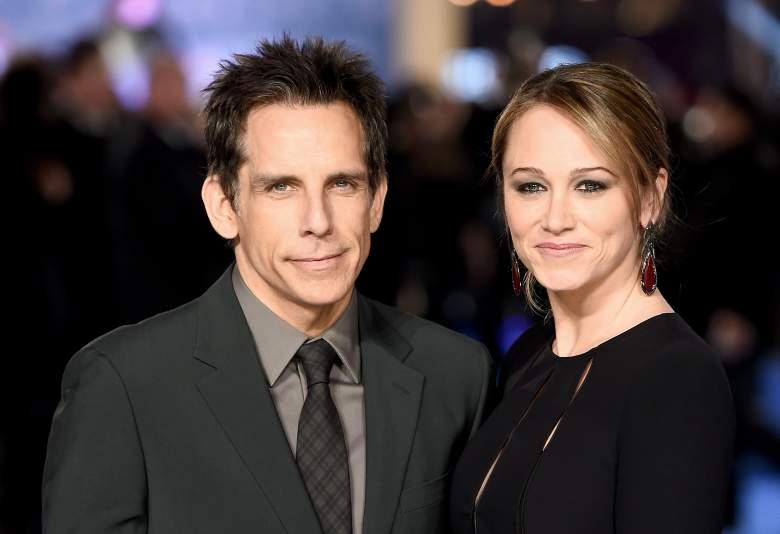 Ben Stiller wife