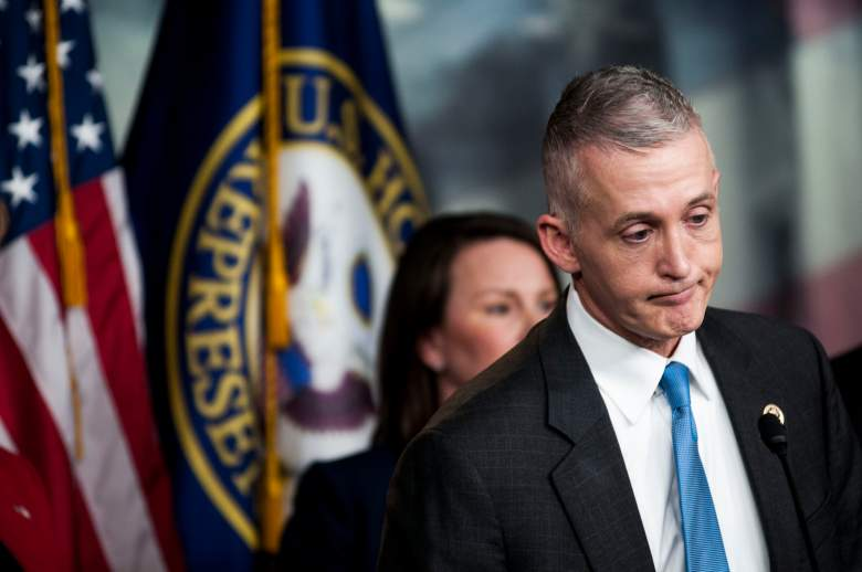 Trey Gowdy, Trey Gowdy press conference, Trey Gowdy news conference