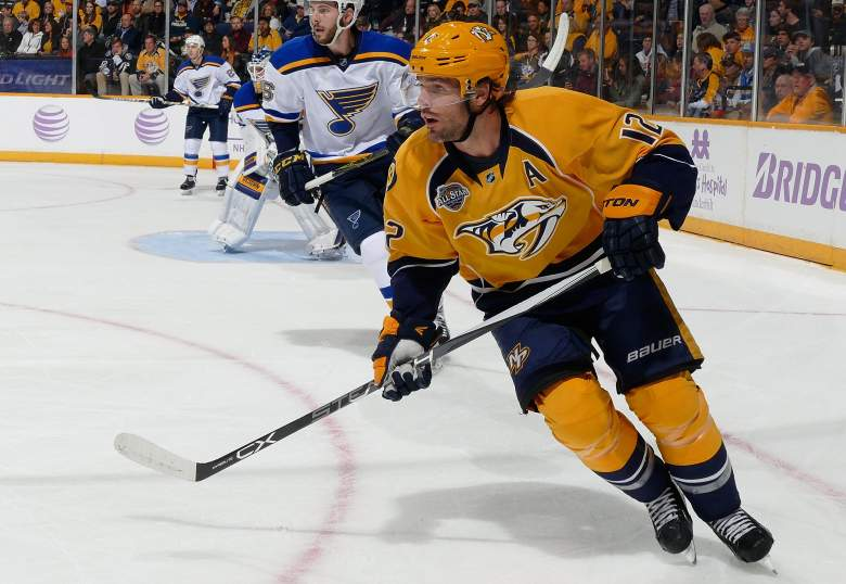 Mike Fisher, Mike Fisher net worth, Mike Fisher contract, Mike Fisher salary