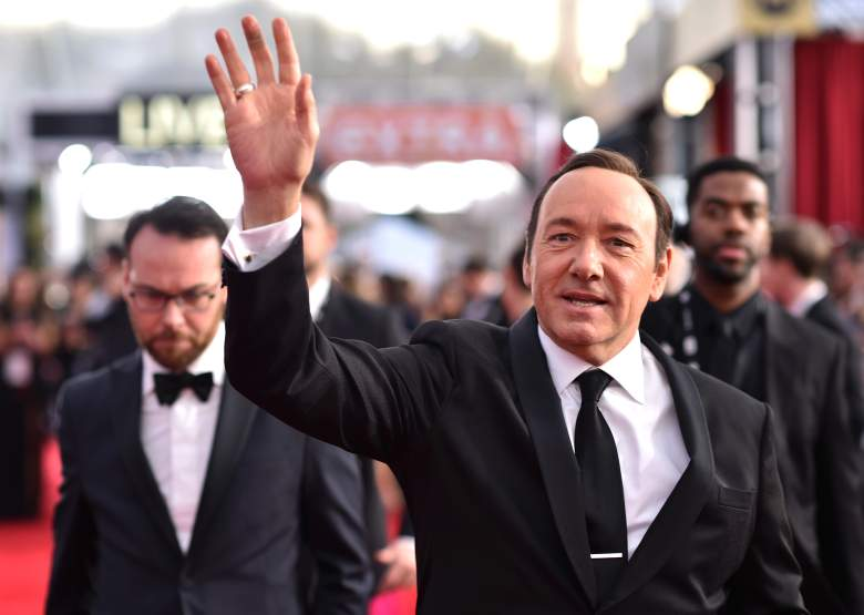 Kevin Spacey red carpet, Kevin Spacey screen actors guild, Kevin Spacey SAG awards red carpet
